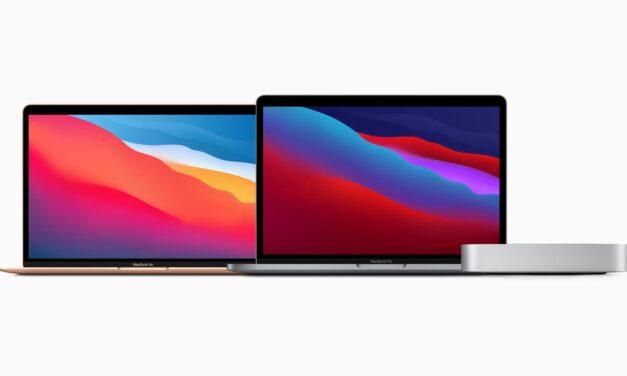 Apple presenta la nueva generación del Mac