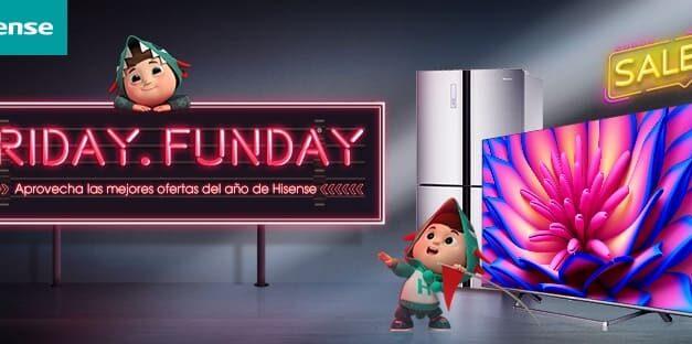 Hisense ofrece un anticipo a sus usuarios de los mejores productos que podrán disfrutar durante Black Friday
