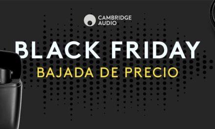Los auriculares Melomania 1 de Cambridge Audio al mejor precio durante el Black Friday