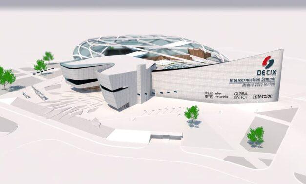 Telxius, Interxion y FREE NOW, entre otros, analizarán la digitalización de la Península Ibérica en el primer DE-CIX Summit en realidad virtual