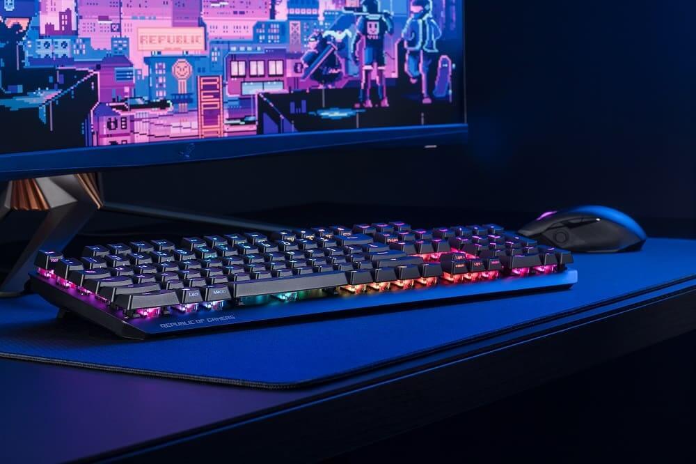 ROG anuncia el teclado Strix Scope RX | Fanáticos del Hardware