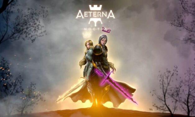Aeterna Noctis: un nuevo story-trailer desvela que Nuria Mediavilla doblará el videojuego
