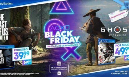 El Black Friday de PlayStation llega mañana a las tiendas con descuentos para dar con el regalo perfecto al mejor precio