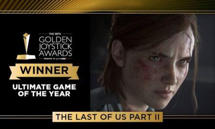 The Last of Us Parte II arrasa en los premios Golden Joystick