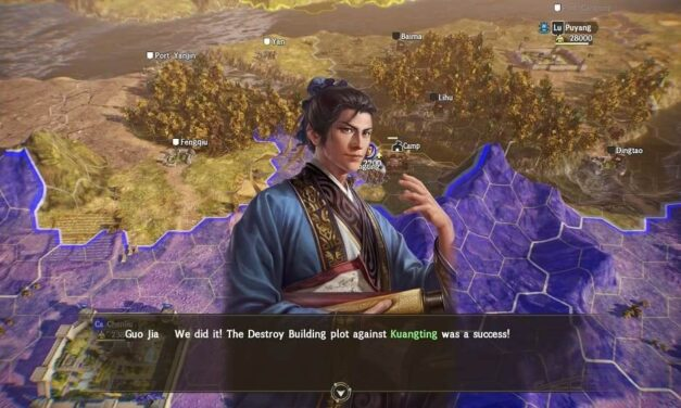 El nuevo modo bélico de Romance of The Three Kingdoms XIV: Diplomacy and Strategy Expansion Pack