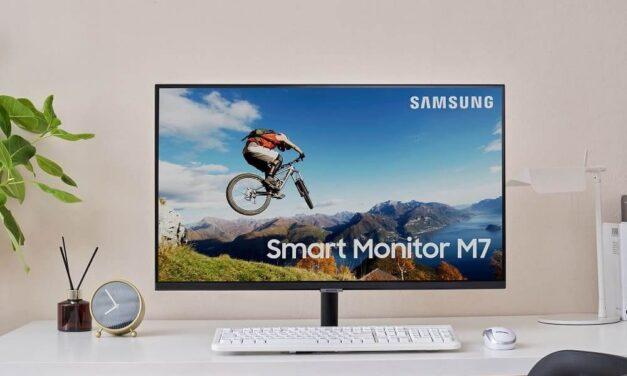 Samsung Smart Monitor llega a España