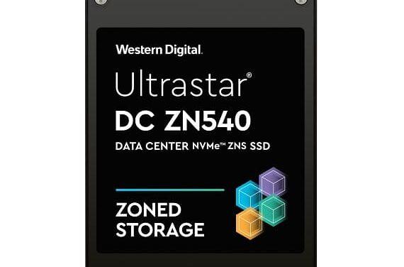 Western Digital lanza nuevas soluciones Flash para arquitecturas escalables de datos en la era Zettabyte