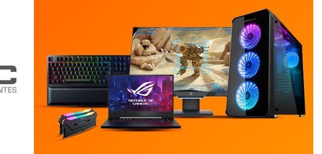 PcComponentes te echa un cable en el Black Friday con una amplia selección de descuentos en productos y dispositivos informáticos