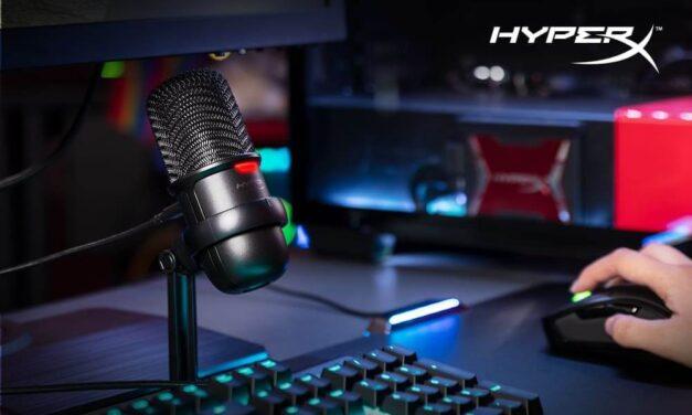 HyperX celebra el Black Friday con descuentos en gadgets y periféricos