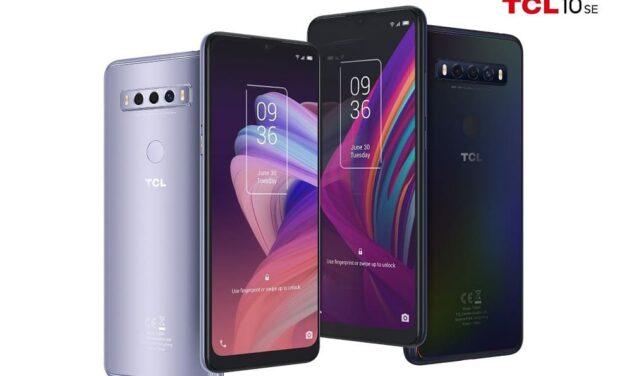 TCL 10 SE, top 2 de ventas de smartphones en Amazon durante Cyber Monday
