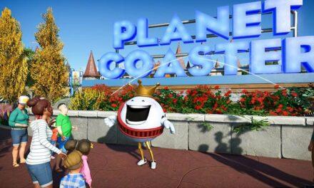 Planet Coaster: Console Edition ya está disponible