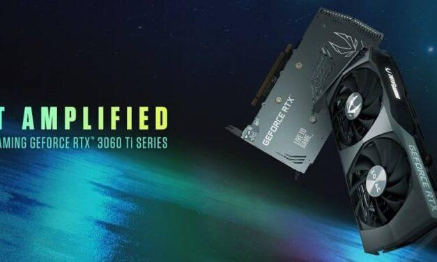 Ha llegado la serie GeForce RTX 3060 Ti de ZOTAC GAMING