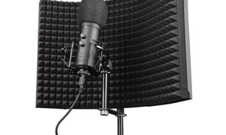 Trust GXT 259 Rudox, el micrófono para creadores de contenido que permite grabar en casa con calidad de estudio
