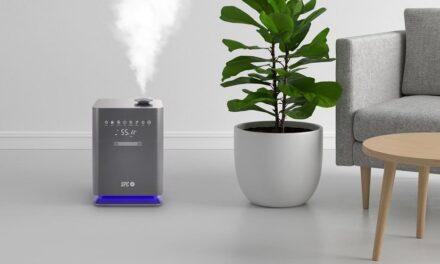 SEDNA, el nuevo humidificador ultrasónico de SPC con tecnología Ultravioleta Cleaning Advance para un ambiente libre de bacterias