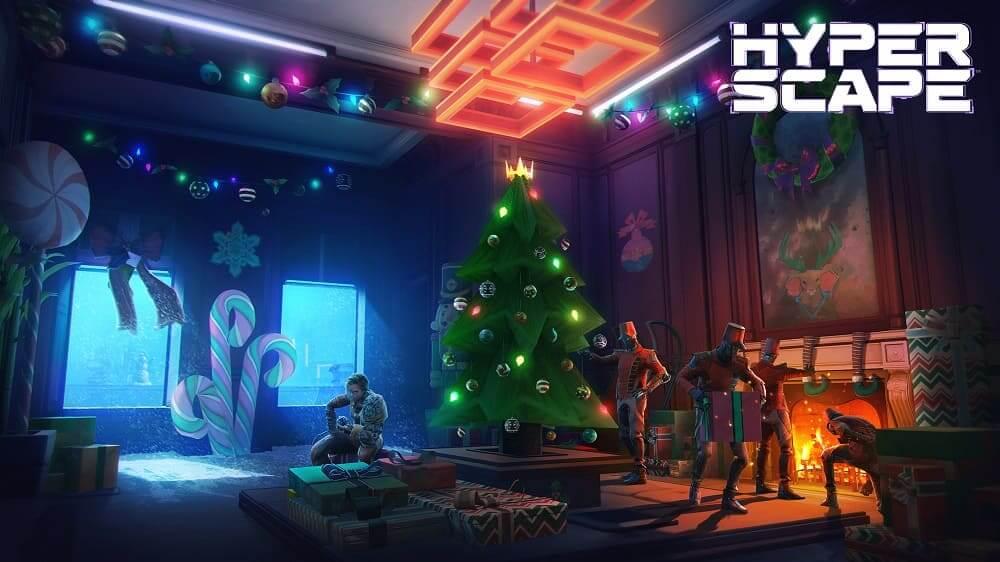 Hyper Scape llega a Epic Games Store, con juego cruzado en consolas ya disponible