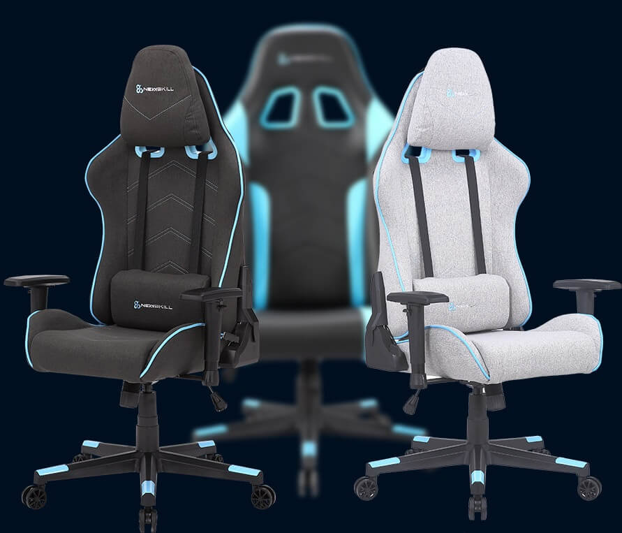 Newskill amplía su catálogo con Kitsune Zephyr, la primera silla fabricada en tela de la compañía