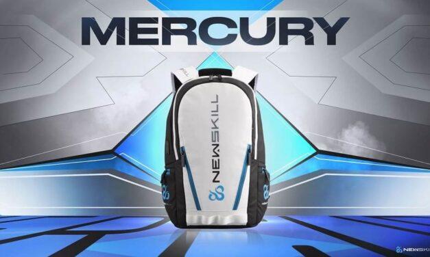 Mercury, así se llama la nueva mochila Gaming de Newskill con diseño urbano y rompedor