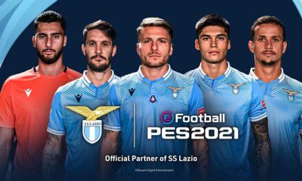 Konami anuncia su acuerdo con la SS Lazio