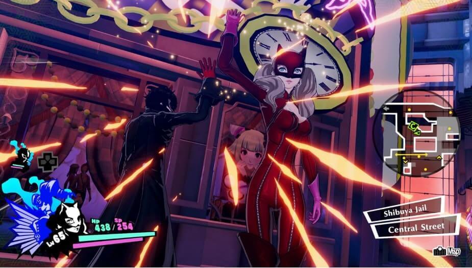 Anunciado Persona 5 Strikers para PS4, Switch y Steam