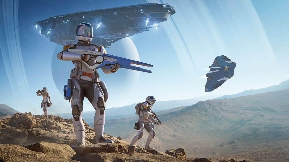 Arranca la tercera fase Alpha de Elite Dangerous: Odyssey