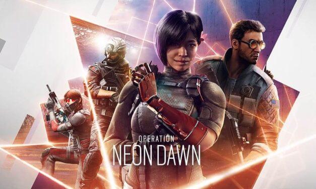 Las versiones de Tom Clancy's Rainbow Six Siege para Xbox Series X | S y PlayStation 5 ya están disponibles, junto con el lanzamiento de Operation Neon Dawn