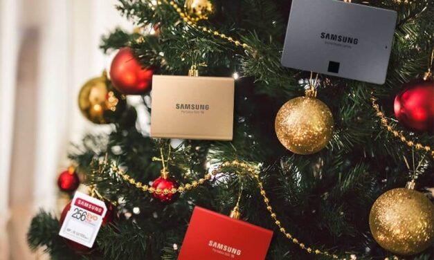 Los recuerdos valen mucho: las memorias de almacenamiento se convierten un regalo idóneo para esta Navidad