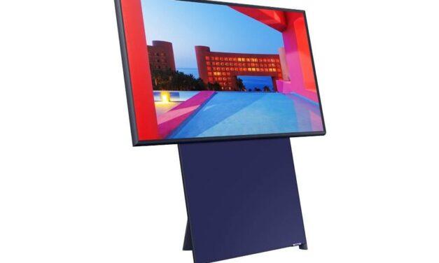Samsung The Sero, la nueva generación de televisores