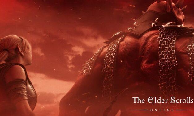 Bethesda presentó en los TGA el teaser del nuevo capítulo de TESO (2021)