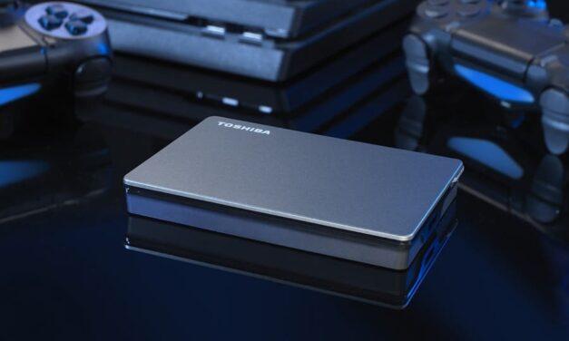 Canvio Gaming, nuevos discos duros de Toshiba específicamente diseñados para los gamers