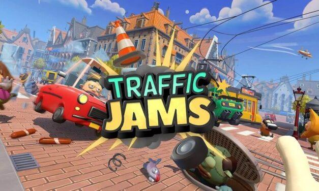 Traffic Jams ya disponible para Oculus Quest y PC VR