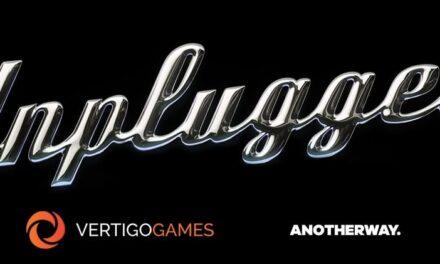 Primer vistazo a la dirección de juego del juego musical para Realidad Virtual Unplugged