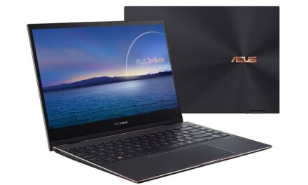 ASUS lanza el ZenBook Flip S (UX371)