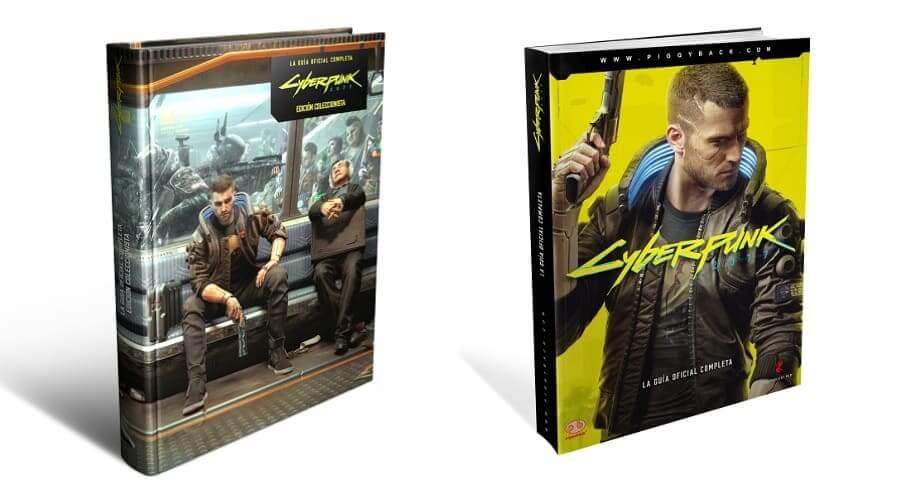 Ya disponible la guía de estrategia oficial completa de Cyberpunk 2077