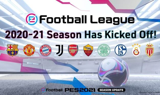 Comienza la temporada 2020/21 de eFootball.League de Konami