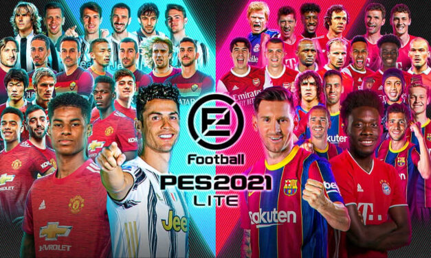 Ya disponible el modo free to play para descarga eFootball PES 2021 LITE