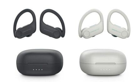 Nuevos auriculares inalámbricos Sport 5 True Wireless para deportistas con máxima sujeción, resistencia y confort