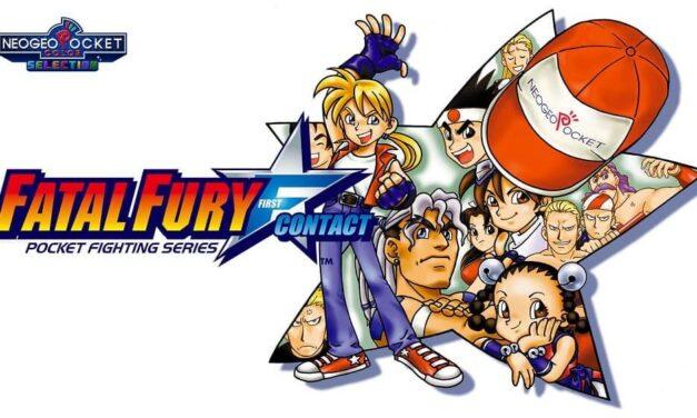 El mítico Fatal Fury: First Contact de SNK vuelve hoy para Nintendo Switch