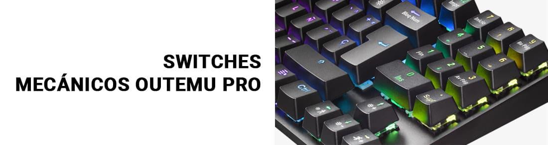 Nuevo teclado gaming MKREVO PRO de Mars Gaming