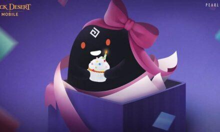 Black Desert Mobile celebra su primer aniversario y se prepara para la Navidad