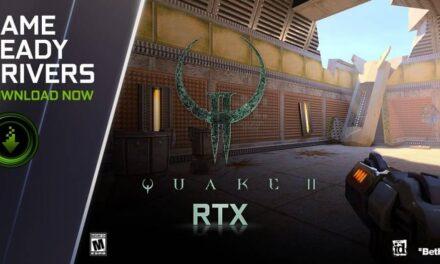 NVIDIA lanza nuevos controladores con soporte para Vulkan Ray Tracing