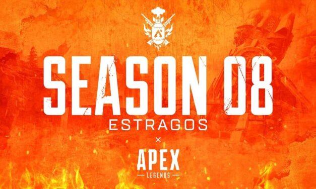 La Temporada 8 de Apex Legends desvela nuevas mecánicas de juego y cambios en el mapa en su último tráiler