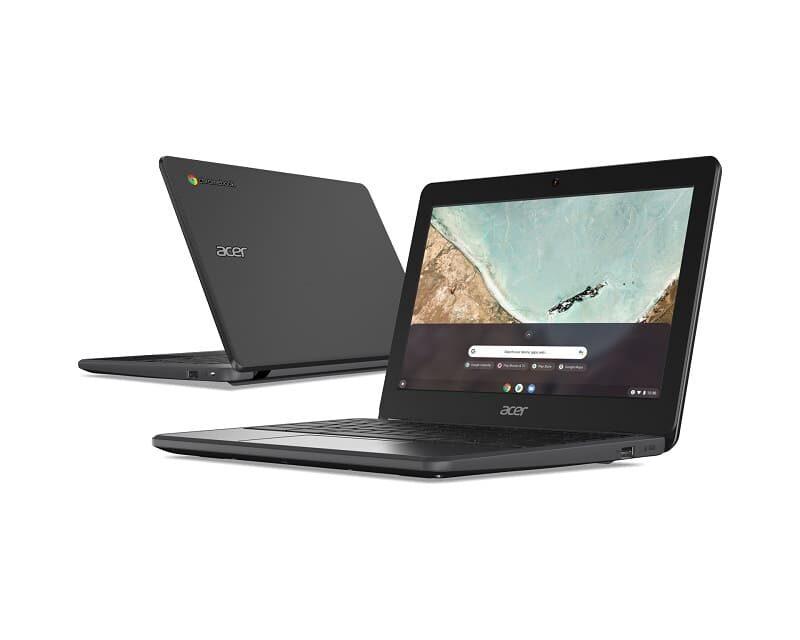 Acer presenta dos nuevos Chromebook para educación de 11 pulgadas