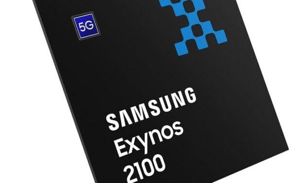 Samsung establece un nuevo estándar para flagships con el procesador Exynos 2100