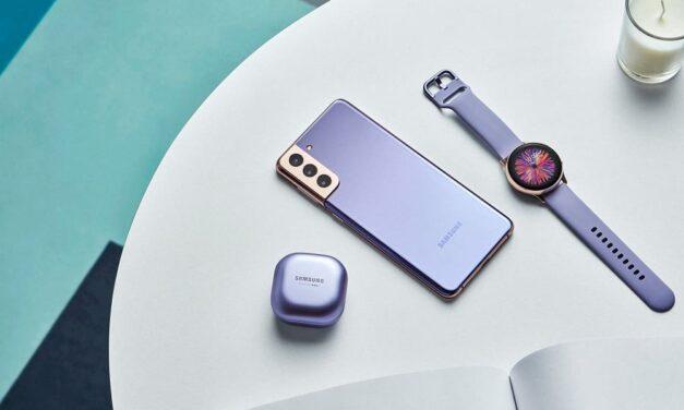Samsung anuncia la pre-compra en España de los nuevos Galaxy S21 5G
