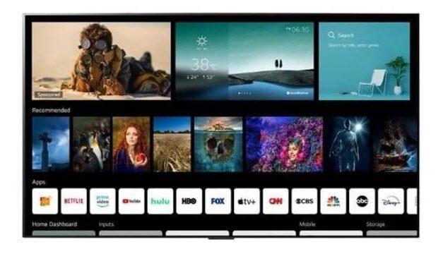 La plataforma de Smart TV de LG se actualiza a webOS 6.0 para ofrecer control por voz, recomendaciones personalizadas y mayor conectividad
