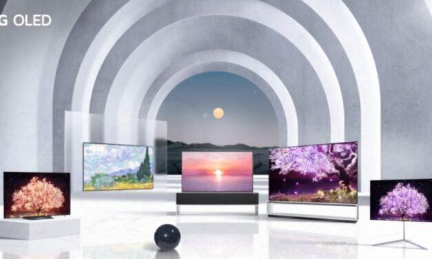 LG refuerza su liderazgo en la industria con la tecnología en televisores más puntera