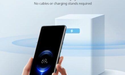 Xiaomi quiere que te olvides de cables y soportes de carga, gracias a su tecnología Mi Air Charge