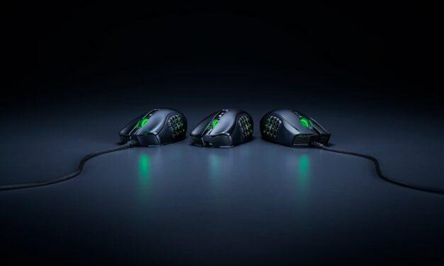 Es hora de jugar con el Razer Naga X, el mejor ratón para juegos MMO