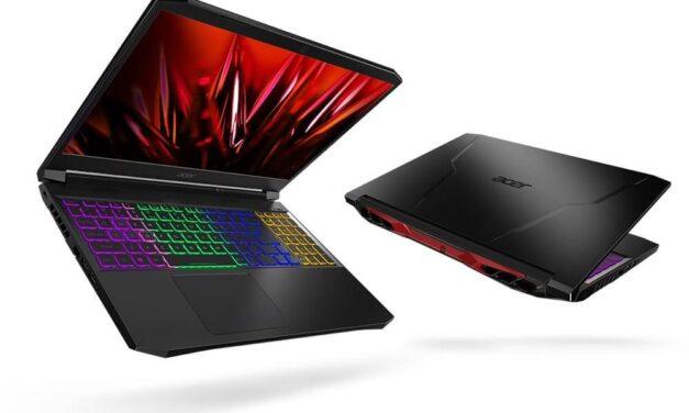 Acer actualiza los portátiles gaming Predator Triton y la serie Helios; Acer Nitro actualizado