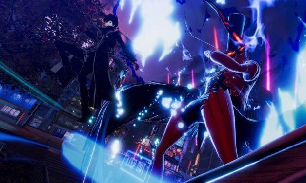 Los Ladrones Fantasma entran en acción en el nuevo tráiler de Persona 5 Strikers